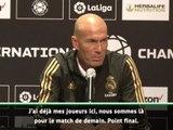 Transferts - Zidane agacé par les questions sur Pogba