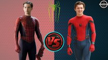 Tom Holland vs Tobey Maguire Transformation ★ Who is Better?