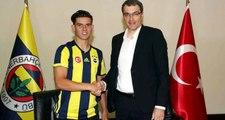 Ferdi Kadıoğlu, Fenerbahçe formalı fotoğraflarını kaldırdı!