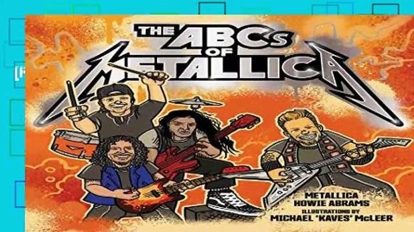 [READ] The ABCs of Metallica