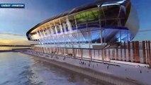 Everton présente son futur stade