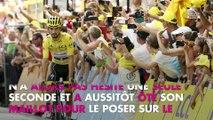Julian Alaphilippe : son joli geste pour un enfant sur le Tour de France