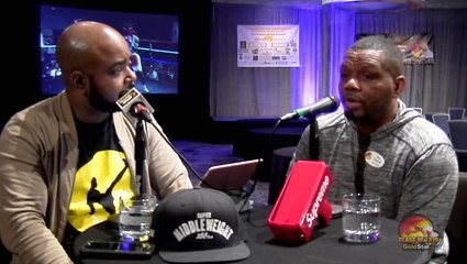 Hall of Fame Boxer Nate Campbell Talks About his Father, Activism, and Racism in Jacksonville Florida