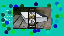 Willpower Doesnt Work  Discover the Hidden Keys to Success  Review   Willpower Doesnt Work