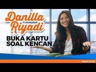 DANILLA RIYADI Blak-blakan Soal Pacaran & Kencan - Male Indonesia