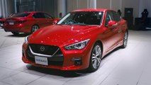 Nissan today unveiled a new Nissan Skyline, with updated styling and ProPILOT 2.0 technology