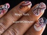 Magic Nails! - Easy Nail Designs Tutorial