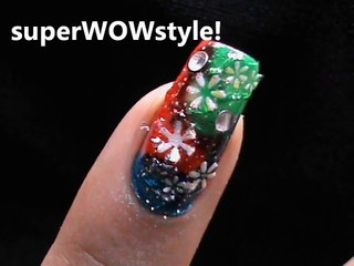 Stickers nail Design