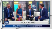 Fox News TRIGGERS Trump By Saying THIS