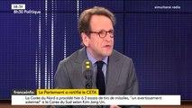 """Réforme des retraites : """"Dès la rentrée, une quarantaine d'élus vont aller sur les territoires pour porter cette réforme et entendre ce que les Français ont à dire"""", déclare Gilles Le Gendre"""