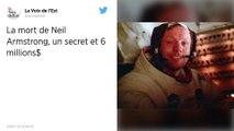 Mort de Neil Armstrong : Un secret à 6 millions de dollars révélé aux États-Unis