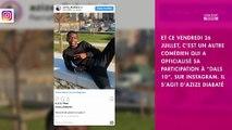 DALS 10 : Azize Diabaté au casting, le comédien officialise sur Instagram