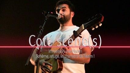 Nazim prend la scène au Zenith - Côté Scène(s) - TL7, Télévision loire 7