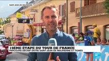 Tour de France : parcours décisif entre Saint-Jean-de-Maurienne et Tignes