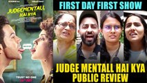 OH No! Kagana Ranaut's Judge Mentall Hai Kya got SUCH PUBLIC REVIEW