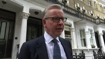 "Gove: Cabinet is ""united"" as we prepare for Brexit"