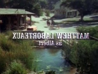 Little House on the Prairie Season 5 Episode 10 Men Will Be Boys