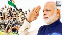PM Modi Remembers Kargil War Heroes By Sharing Pictures