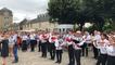 Grand pardon de Sainte-Anne-d'Auray : danses bretonnes après la messe