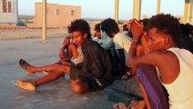Survivors of migrant boat tragedy languish in Libya