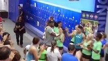 (Subtitled) 'Do I go as a regular person' Bolt on Tokyo Olympics