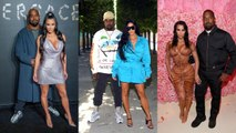 Kim Kardashian and Kanye West's Best Couple Looks of All Time