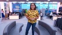 Les adieux émouvants de Karine Baste-Régis qui co-présentait la matinale de la chaîne de télé France Info depuis son lancement