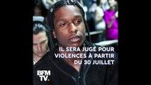 Donald Trump cherche à faire libérer le rappeur américain A$AP Rocky, incarcéré en Suède