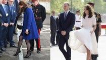 أكثر المواقف المحرجة التي تعرّضت لها Kate Middleton عبر السنين