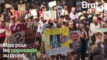 En Australie, un projet minier controversé est le fruit d'une bataille politique