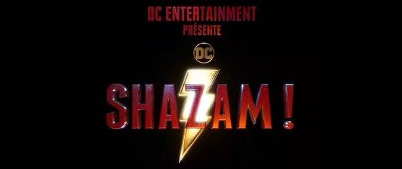 SHAZAM! (bande-annonce VF)