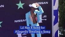 Lil Nas X Faces A Legal Battle