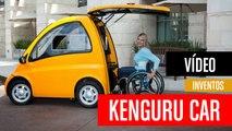 [CH] Kenguru, el coche eléctrico para las personas en silla de ruedas