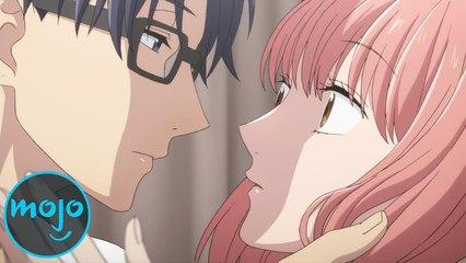 TOP 10 LOVE-Animes