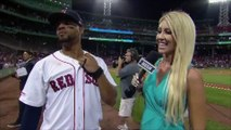 Xander Bogaerts Has Money Response To 'Savages In The Box' Question