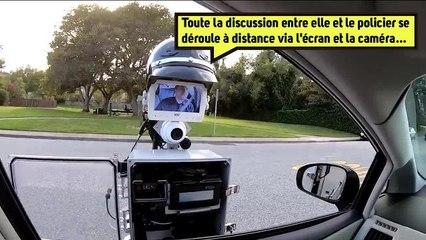 Un robot policier pour éviter la violence ?