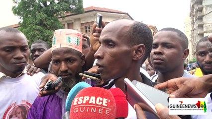 Ambassade de France : voici réaction du porte-parole de la famille de Mamoudou Barry