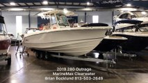 2019 Boston Whaler 280 Outrage For Sale at MarineMax Clearwater