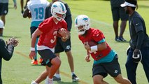 Would the Dolphins Be Making a Mistake Starting Ryan Fitzpatrick Over Josh Rosen?