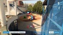 Paris : des écoles sans bitume pour contrer la canicule
