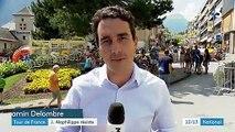 Tour de France : Julian Alaphilippe tient bon