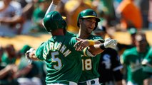 Oakland A's Surge Into Top Five in SI's MLB Power Rankings