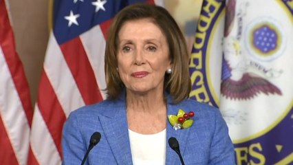 Pelosi discusses meeting with Alexandria Ocasio-Cortez after she called speaker