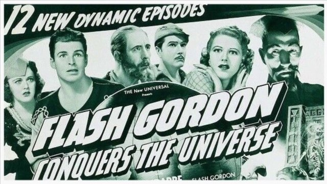 Flash Gordon Conquers the Universe  - Vintage Trailer