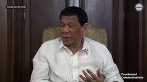 Duterte declares lotto, STL, other PCSO games illegal