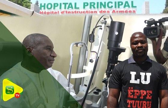 Hôpital de haut standing : Les piques de Me Sidiki Kaba à Guy Marius Sagna