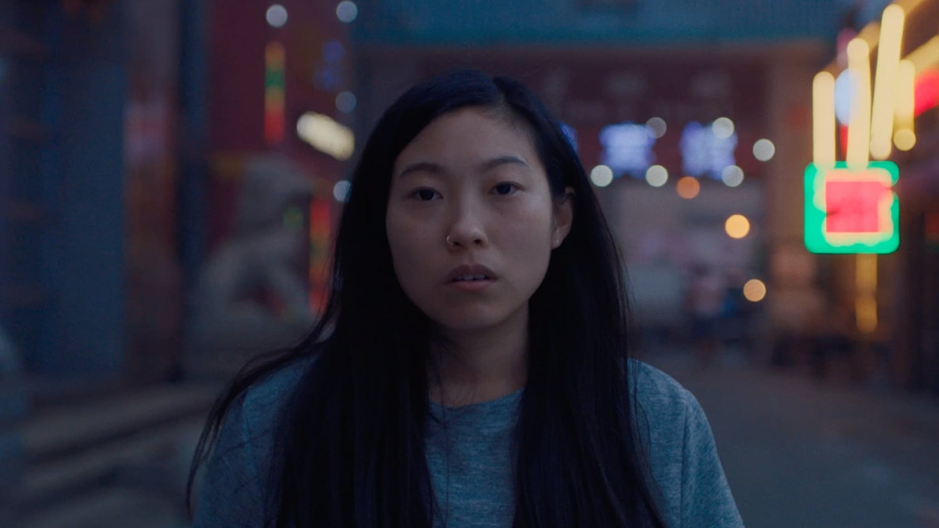 """Exclusive: Awkwafina Discusses the Real Life """"Actual Lie"""" That ..."""
