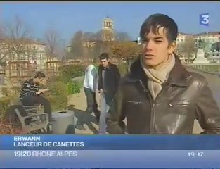 Can's Professional - France 3
