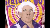 Bret Hart vs Ric Flair - WCW Souled Out 1998