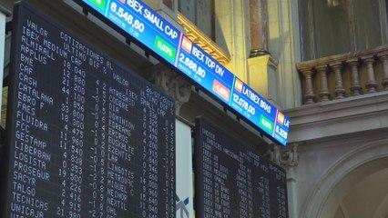 El Ibex 35 gana en la semana un 0,60 % y se coloca al cierre de hoy en los 9.225 puntos